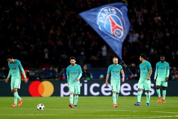 واصبح برشلونة العظيم فريقا ً عاديا ً