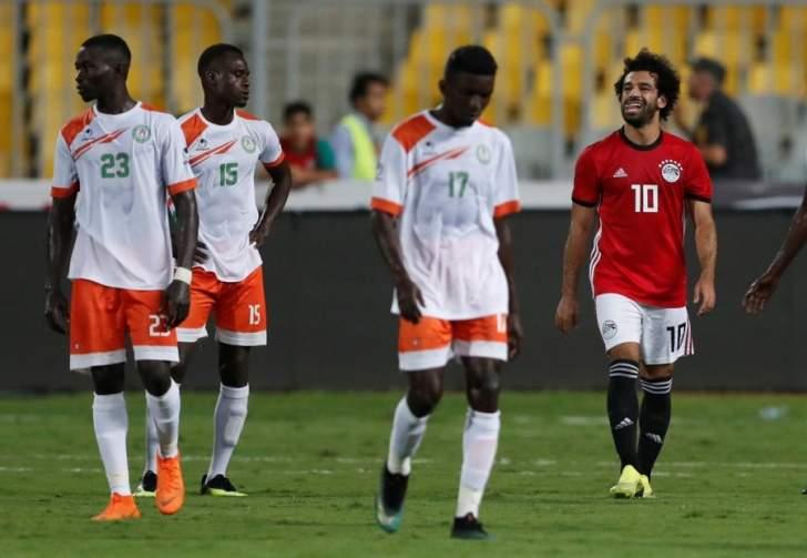 تصفيات افريقيا: مصر تكتسح النيجر بسداسية والجزائر تخرج بتعادل من غامبيا