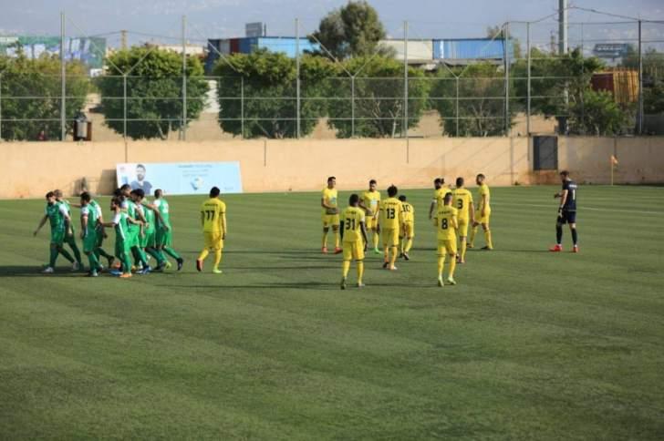 العهد يحقق فوزاً خجولاً على حساب الشباب العربي