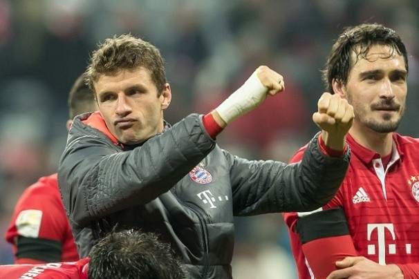 مولر : المباراة الأخيرة ضد لايبزيغ لم تكن الأمثل بالنسبة لي