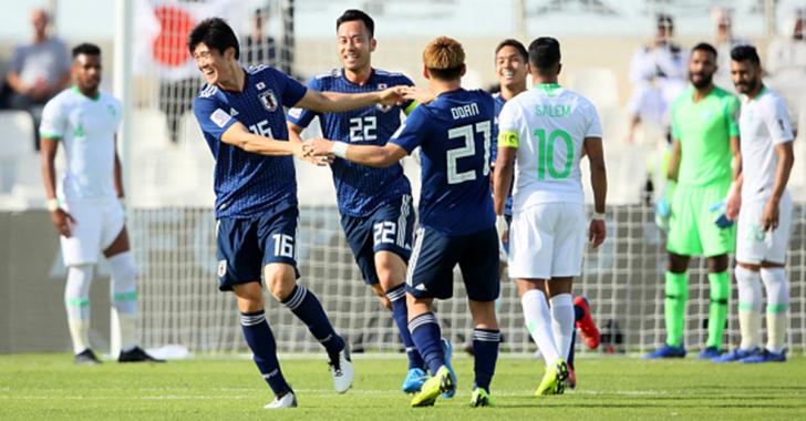 السعودية تودّع كأس أمم آسيا بعد الخسارة أمام اليابان