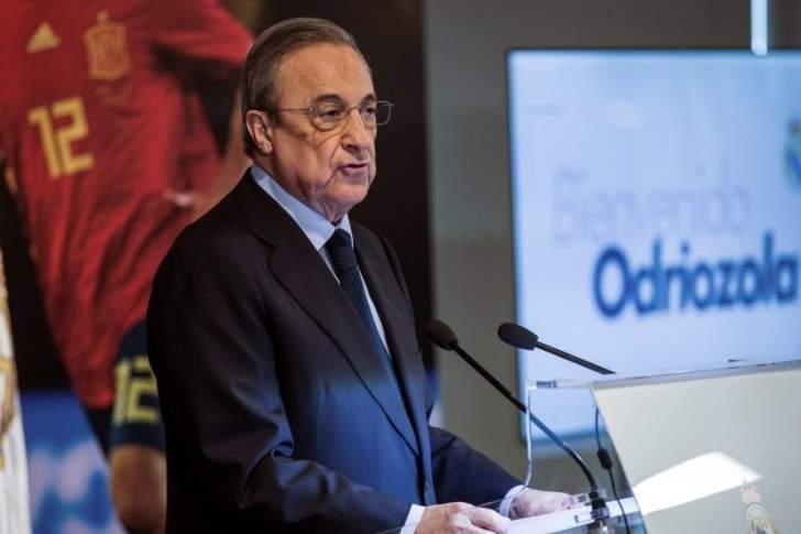 الهدف في مدريد