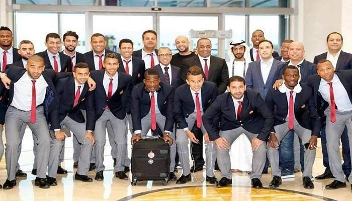 بعثة الوداد المغربي تصل أبو ظبي للمشاركة في مونديال الأندية