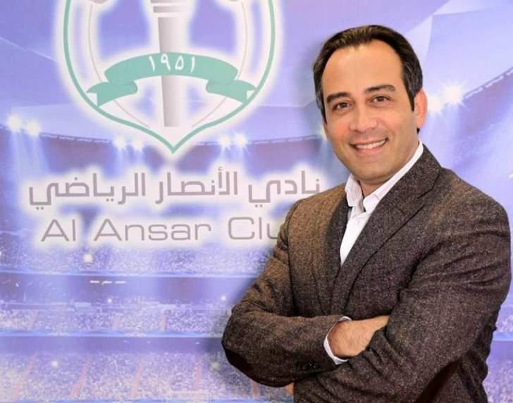 بدر يحدّد موقفه النهائي بشأن العودة لرئاسة الأنصار