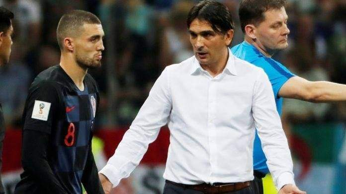 مدرب كرواتيا راض عن انتقال لاعبه الى تشيلسي