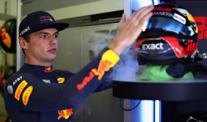 ماكس فرستابن يؤكّد أن وضع هوندا جيّد في الفورمولا 1