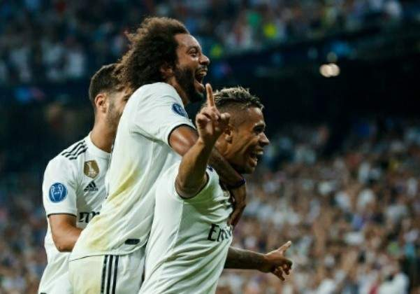 لاعبو ريال مدريد لا يستسلمون ابدا