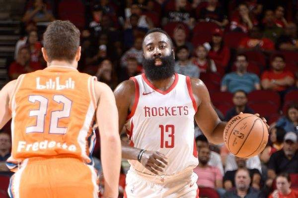 NBA : ما قام به هاردن قانوني