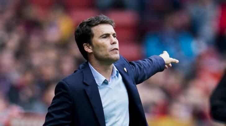 مدرّب اسبانيول : سندافع عن موقعنا في المركز الثاني