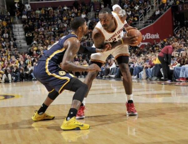 NBA: جيمس وغريفين افضل لاعبين في الاسبوع الثاني من شباط 2017
