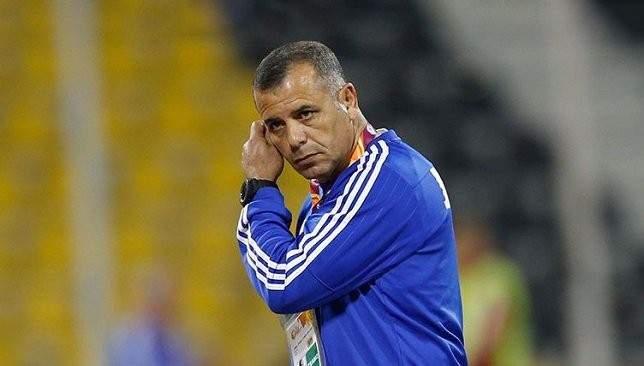 إقالة مدرب الأردن بعد أيام من الخسارة أمام لبنان