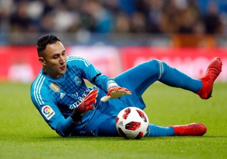 نافاس يهدد ريال مدريد