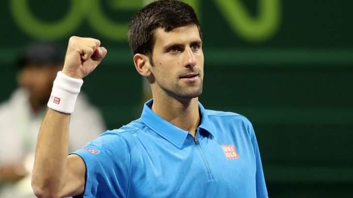 ديوكوفيتش يكمل مسيرته بنجاح في بطولة ويمبلدون المفتوحة
