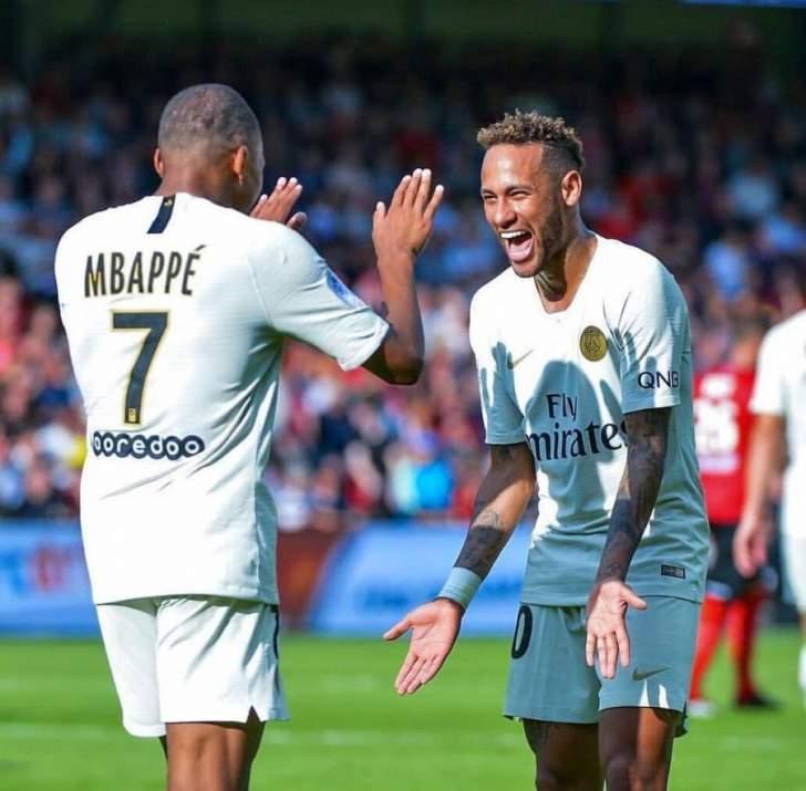 نيمار : مانشستر سيتي سيفوز بلقب الدوري الانكليزي