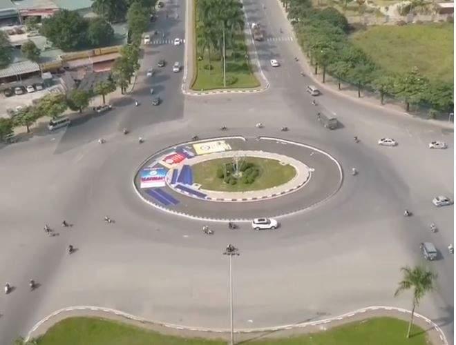 فيديو يُظهر حلبة فيتنام من الجو