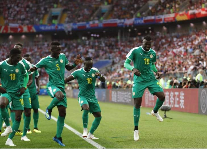أبرز لقطات اختارها الفيفا لمباراة السنغال وبولندا