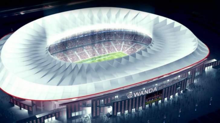رسمياً : واندا ميتروبوليتانو الاسم الجديد لملعب اتلتيكو مدريد