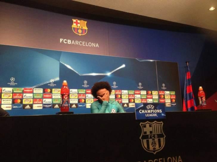 ويليان: مواجهة برشلونة مهمة جداً