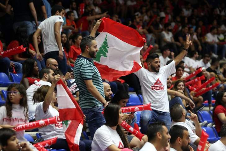 معسكر لمنتخب لبنان للسلة في تركيا استعدادا لمواجهة الصين ونيوزيلندا