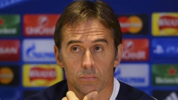 موجز المساء: لوبيتيغي يجدد مع اسبانيا، رونالدو متفائل قبل النهائي وبوغبا يؤدي مناسك العمرة