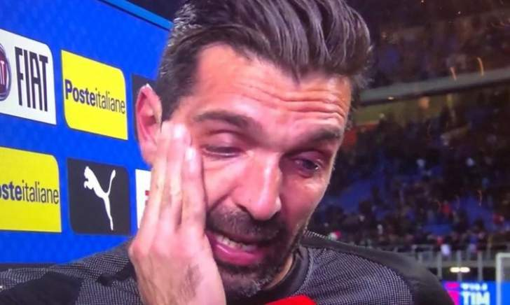 زينغا: من المدمّر رؤية بوفون وهو يبكي