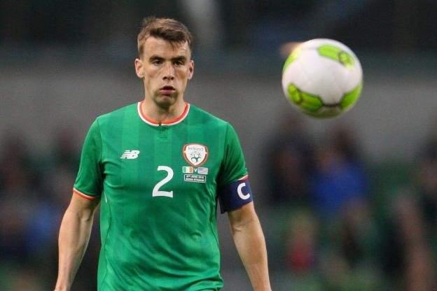 كولمان خارج خدمة ايرلندا بسبب الاصابة