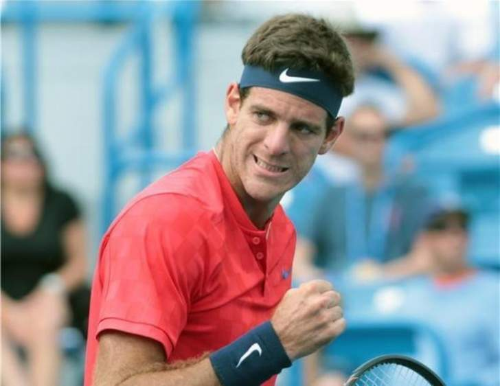ديل بوترو  يركز على صحته وبعد ذلك على منافساته في عالم كرة المضرب
