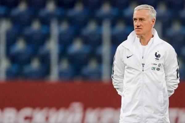 ديشامب يكشف عن قائد المنتخب الفرنسي امام المانيا