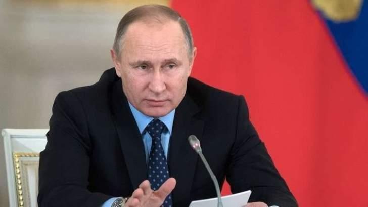 من هو المنتخب الذي رشحه الرئيس الروسي بوتين للفوز بالمونديال  ؟
