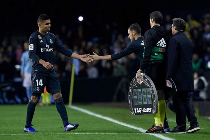 ريال مدريد يُحدّد مدة غياب ناتشو وكاسيميرو