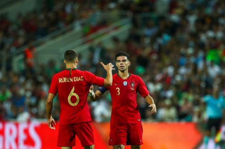 بيبي : مباراتنا امام ايطاليا لن تكون سهلة
