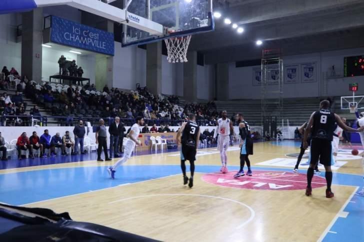 خاص: الشانفيل الأكثر تسجيلا في المرحلة التاسعة من الدوري اللبناني لكرة السلة