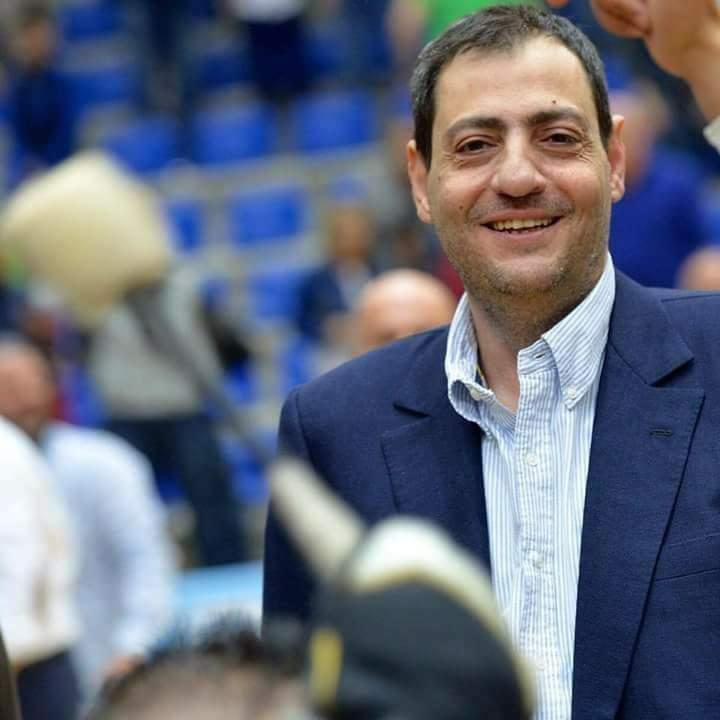 رئيس الاتحاد اللبناني يحمل اموراً ايجابية لنادي الحكمة