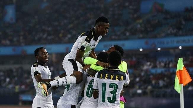 غانا تتقدم في مونديال تحت 17 عام