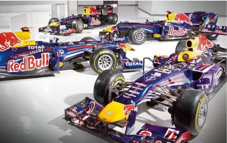 رد بُل يخوض سباقه 250 في الفورمولا 1 في موناكو