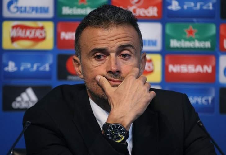 برشلونة يتنصل من الاتفاق مع إنريكي بعد هزيمة باريس
