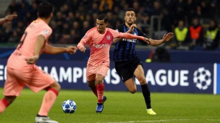 خاص: خطأ دفاعي جديد يكلف برشلونة هدفا وهاندانوفيتش يقف سدا منيعا امام هجوم برشلونة