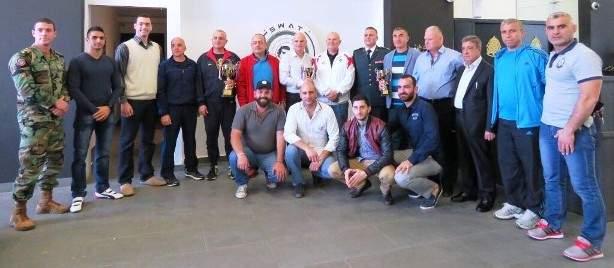 بطولة لبنان في رماية المسدس : لقب المرحلة الثالثة لحنا