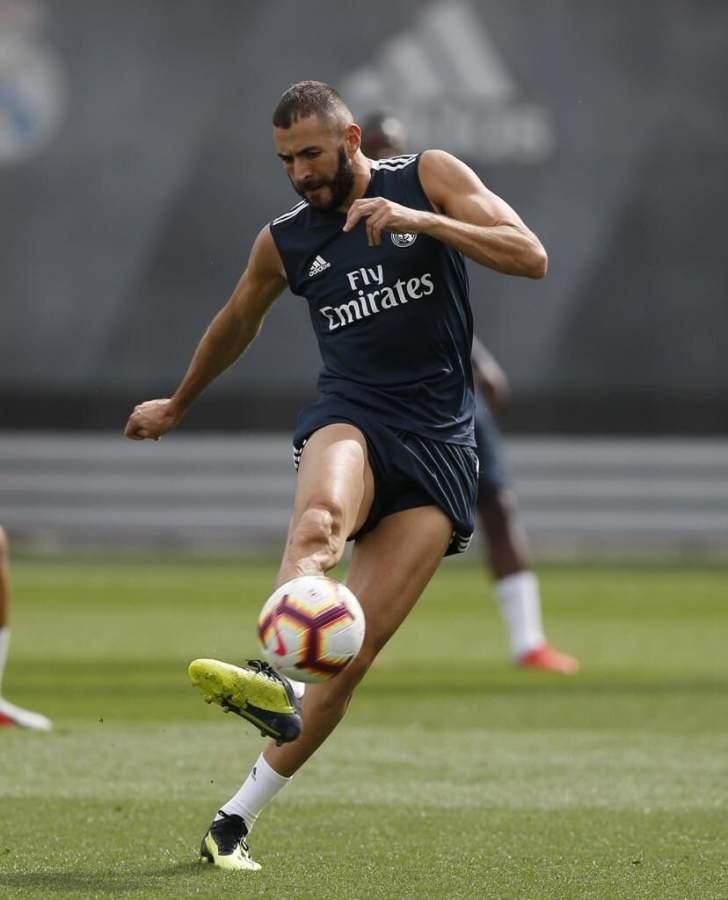 بنزيما جديد في ريال مدريد جديد