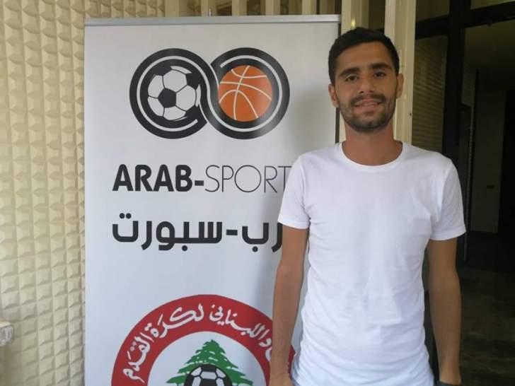 مدافع الأنصار عبد الفتاح عاشور إلى النجمة