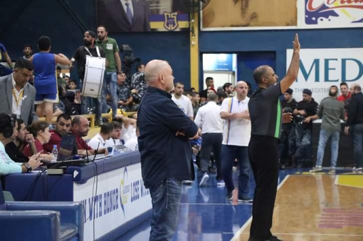 خاص:من هم أفضل لاعبي ومدرب الجولة الثالثة  من الدوري اللبناني لكرة السلة ؟