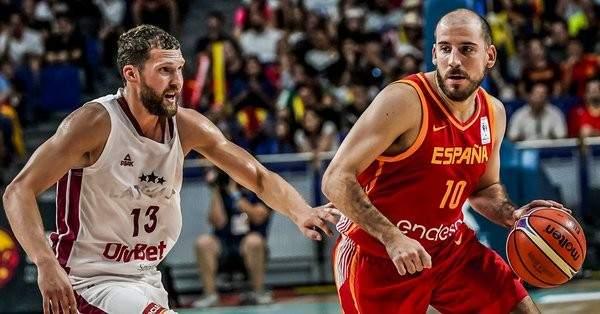 تصفيات اوروبا لكرة السلة : فوز اسبانيا وايطاليا وتركيا