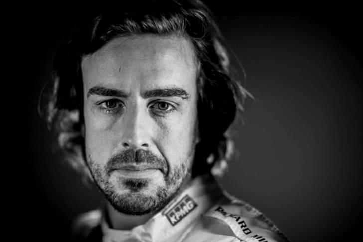 خاص :  فرناندو الونسو يريد المشاركة في كل سباقات الأرض