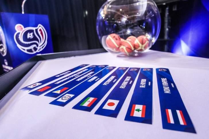 قرعة كأس آسيا للأندية 2018: الرياضي على رأس المجموعة الثانية