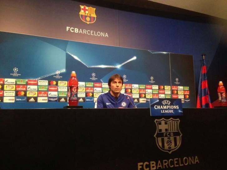 كونتي:  برشلونة واحد من بين افضل الفرق في العالم