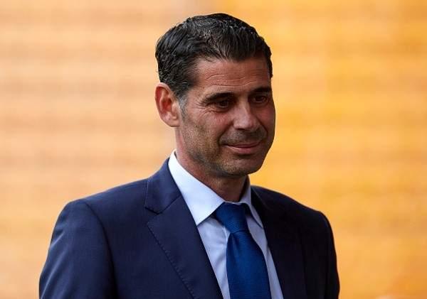 التصريحات الاولى لـ هييرو بعد تعيينه مدرباً لاسبانيا