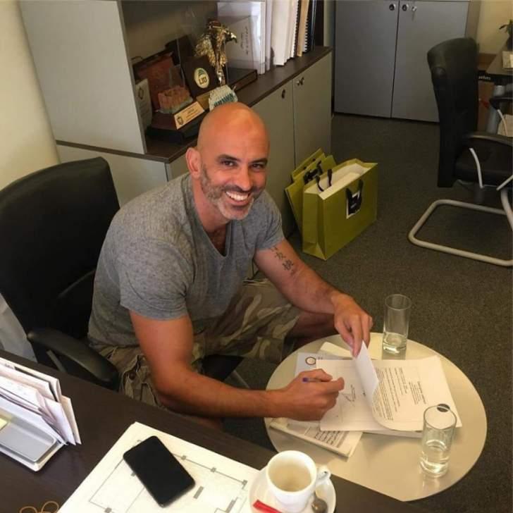 مروان خليل مدرباً لفريق المتحد طرابلس