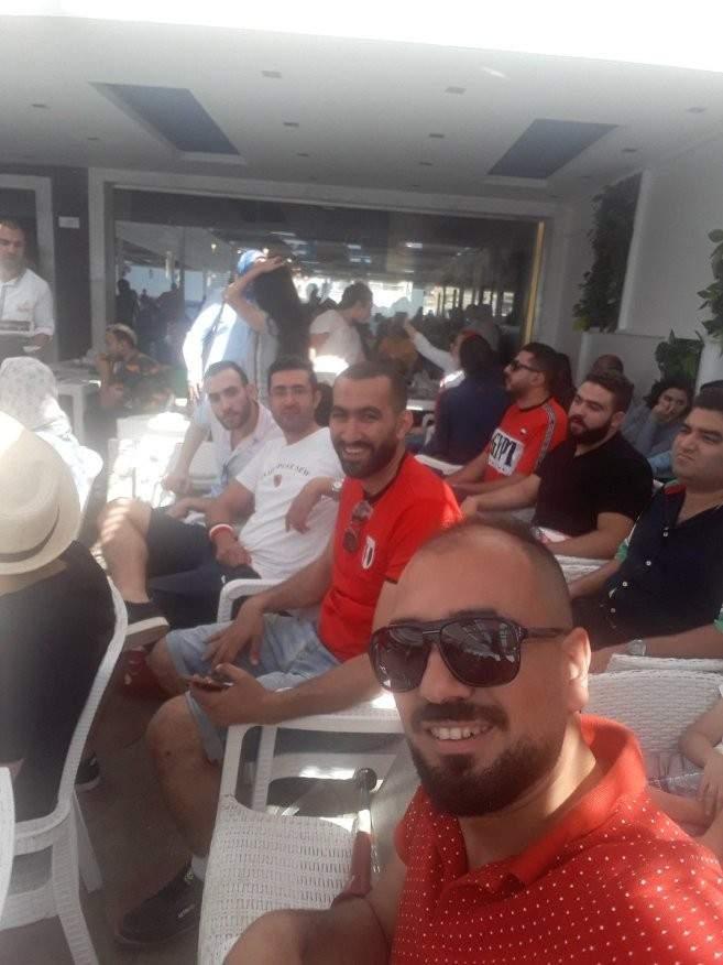 اداريو المنتخب المصري يضبطون الاوضاع في مكان اقامة الفراعنة
