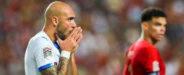 زازا :ايطاليا لعبت جيدا امام البرتغال
