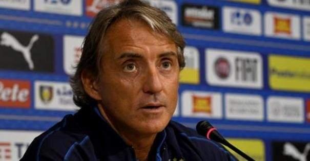 مانشيني : يوجد لاعبون ممتازون في إيطاليا
